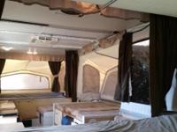This camper is FULLY LOADED and UPGRADES! Low use, 3
