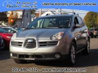 Don't miss out on this 2006 Subaru B9 Tribeca 5-Pass.!