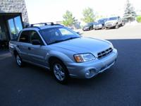 Here is a rare find, a 2006 Subaru Baja! There are not