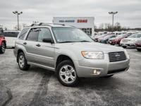 Steel Gray Metallic 2006 Subaru Forester 2.5X AWD
