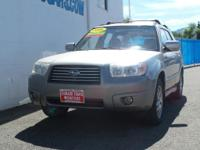 Options:  2006 Subaru Forester L.L.Bean|Leather