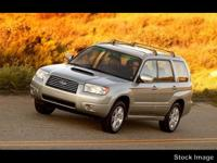 Recent Arrival! 2006 Subaru Forester 2.5X Vehicle