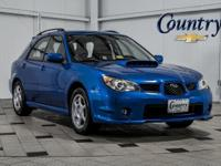 Impreza... WRX... Wagon... 2.5 Intercooled
