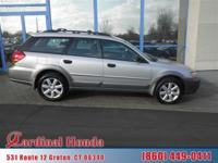 Exterior Color: silver, Body: Wagon, Engine: 2.5L H4