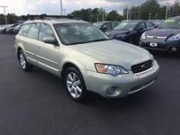 Sensibility and practicality define the 2006 Subaru