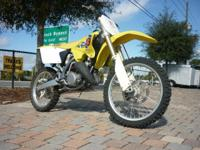 2006 SUZUKI RM 125, Visit our website