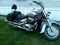 For Sale or Trade: 2006 Suzuki Boulevard Touring C50