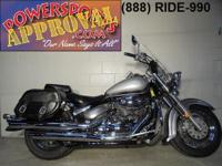 2006 Suzuki Boulevard C50 Touring motorcycle for sale