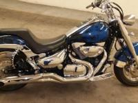 2006 SUZUKI BOULEVARD C90T (1500) in Excellent