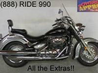 2006 Suzuki Boulevard C90T Touring motorcycle for sale