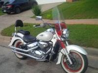 I have a 06 Suzuki C50T Boulevard that I am looking to