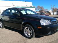 2006 Suzuki Forenza sedan for sale! 4 cylinder engine
