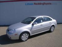 2006 Suzuki Forenza 4dr Sedan Our Location is: Lithia