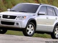 Make: Suzuki Model: Grand Vitara Year: