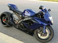 2006 GSXR 1000 Custom with 300 Tire KitBike is always