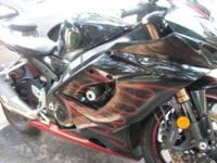 2006 Suzuki GSXR 1000 Sportbike This amazing bike only