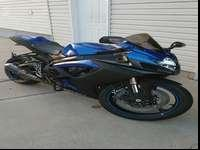 I have a 2006 Suzuki gsxr 600 with 20k miles on it. I