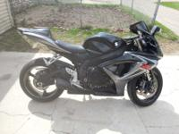 I have a 2006 Suzuki Gsxr600 for sale. Other than the
