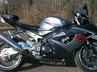 "GSXR1000 is no doubt a ""street legal race bike"", it has"