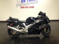 2006 SUZUKI GSXR1300 HAYABUSA We Finance! Apply online