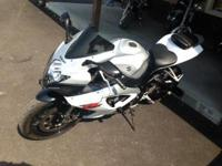 2006 white ferron digital speedometer back seat and