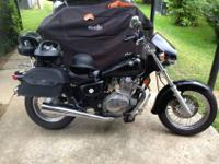 2006 Suzuki GZ250K6 Marauder, very clean unit, there is
