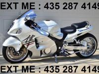 rare Limited. Chromed everything! 1300 cc stretched