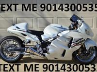 ayabusa Limited. This bike is adult owned and in