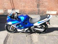 Make:SuzukiMileage:3,752 MiYear:2006Condition:Used
