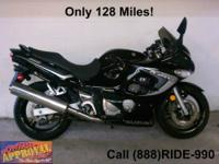 2006 Suzuki Katana 600 Sport Bike - For sale with only