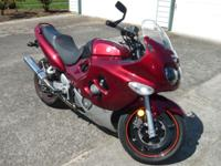 Selling my 2006 Suzuki Katana 750. I have had it for a