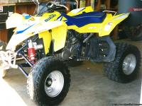 2006 SUZUKI LTR 450 IN EXCELLENT CONDITION AND RUNS