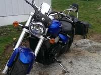 2006 Suzuki M50 800cc for sale. This is an attractive