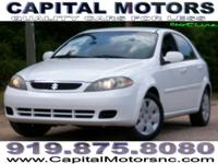 Options Included: CD Player, Daytime Running Lamps,