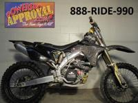 2006 Suzuki RMZ450 Dirt Bike for sale only $1,999! Nice