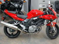 2006 Suzuki SV650 Super Clean Bike!!! You know what