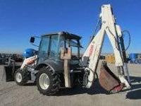 2006 TEREX 760B EXTENDA-HOE INCLOSED CAB BACKHOE 4WD