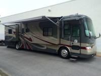 2006 Tiffin Phaeton with 4 slides, model 40QDH: 41000