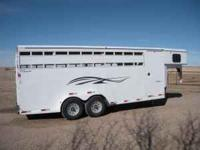 2006 Titan Classic stock/Combo. This trailer is in