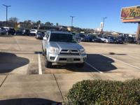 We are excited to offer this 2006 Toyota 4Runner. When