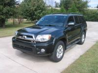 2006 Toyota 4Runner Sport Edition 4x4. 4.7L with 5