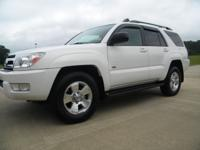 Options Included: N/ANICEST 06 4 RUNNER AROUND 1 OWNER