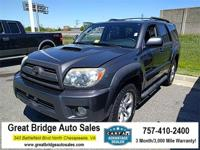 2006 Toyota 4Runner CARS HAVE A 150 POINT INSP, OIL