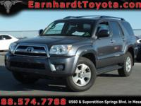 We are excited to offer you this *1-OWNER 2006 TOYOTA