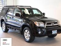 This outstanding example of a 2006 Toyota 4Runner SR5