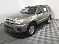 Just Reduced! This 2006 Toyota 4Runner in Driftwood