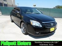 Options Included: N/A2006 Toyota Avalon, black with