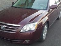 CARFAX One-Owner. Clean CARFAX. Burgundy 2006 Toyota