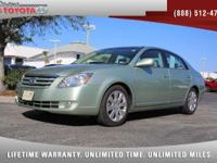 2006 Toyota Avalon XLS, *** 1 FLORIDA OWNER *** CLEAN
