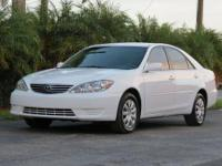 2006 TOYOTA CAMRY LE, AUTO, ICE COLD A/C, LOADED, PW,